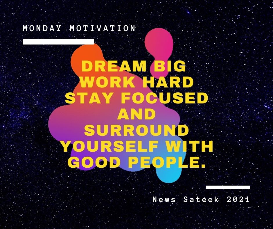 Monday Motivation Images and Quotes