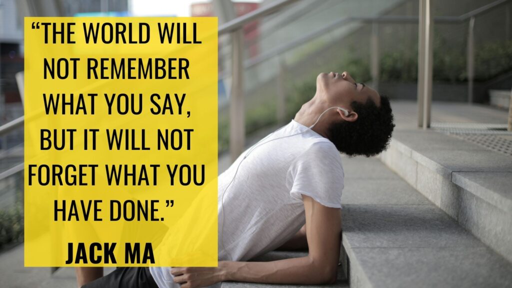 Motivational Quotes 13 Jack MA