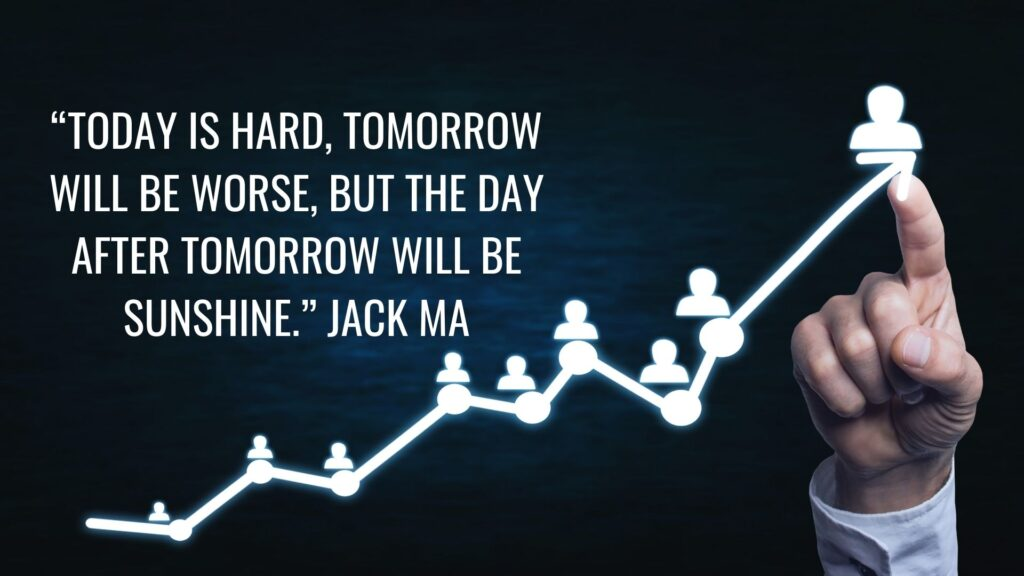 Motivational Quotes 2 Jack MA
