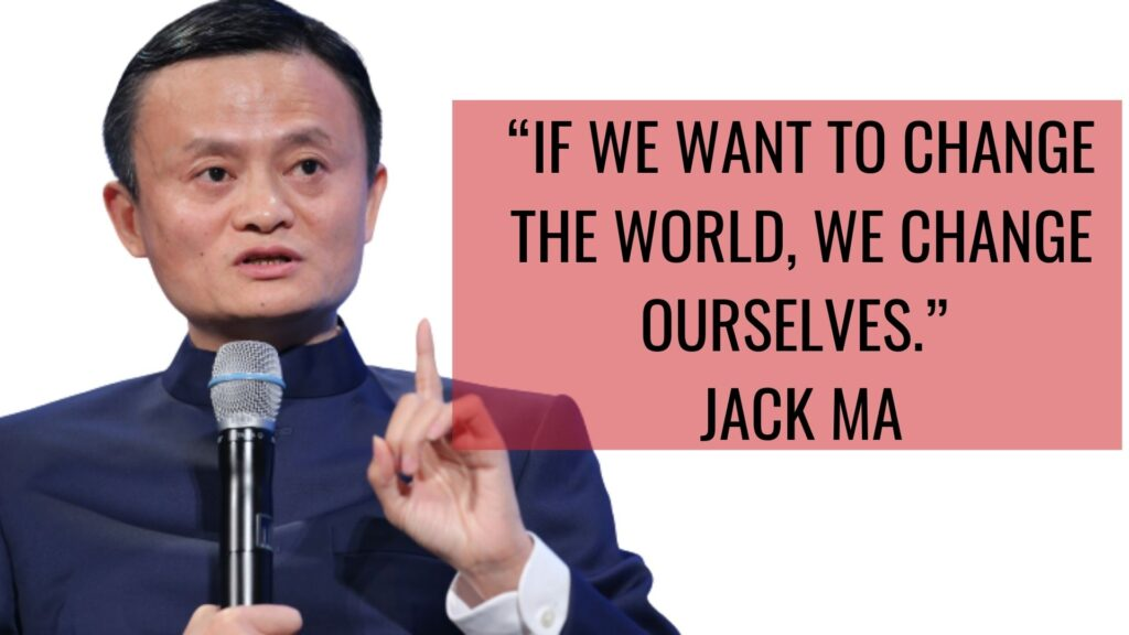 Motivational Quotes 6 Jack MA