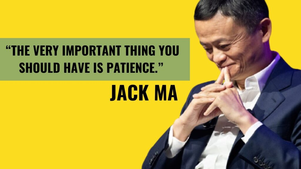 Motivational Quotes 8 Jack MA