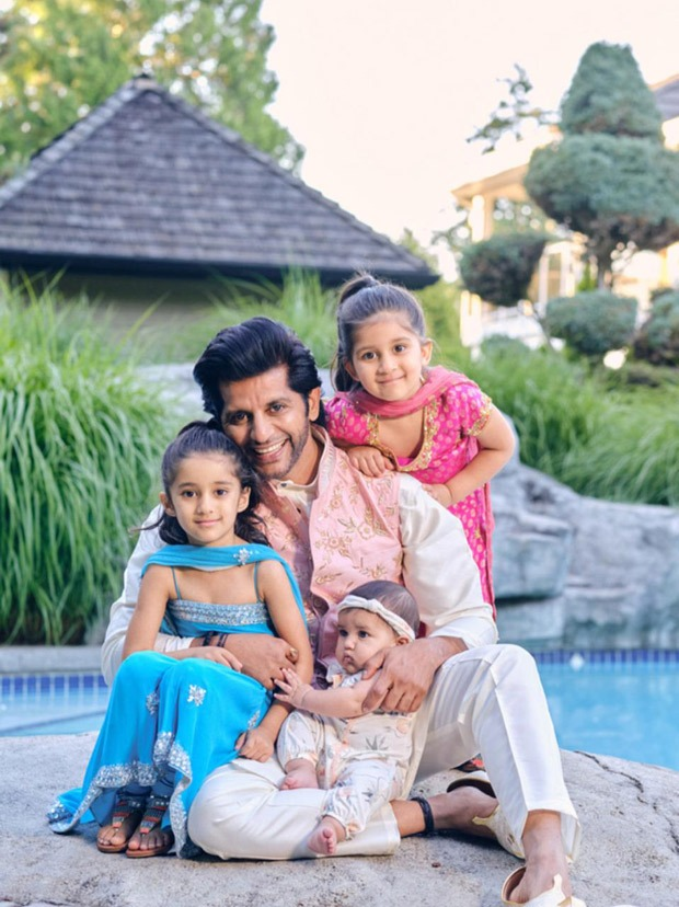 """Father's Day Special: """"All three of my daughters are finishing my life"""" - Karanveer Bohra"""