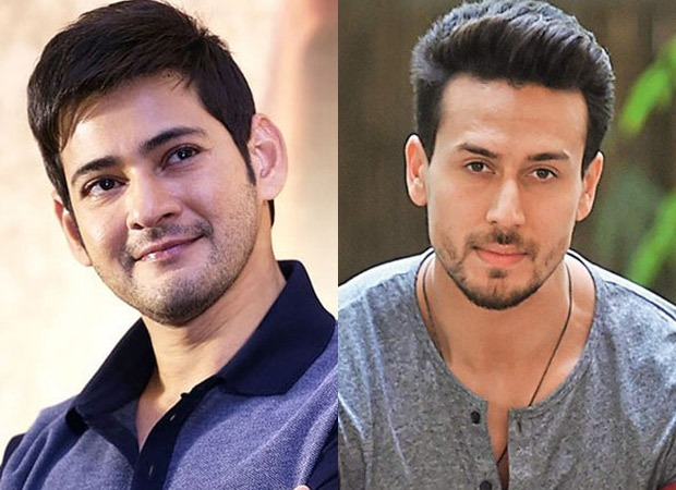 Mahesh Babu and Tiger Shroff share screen space for a promotional film